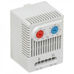 Dvigubas termostatas ZR 011