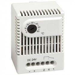 DC 24 V elektroninis termostatas ET 011