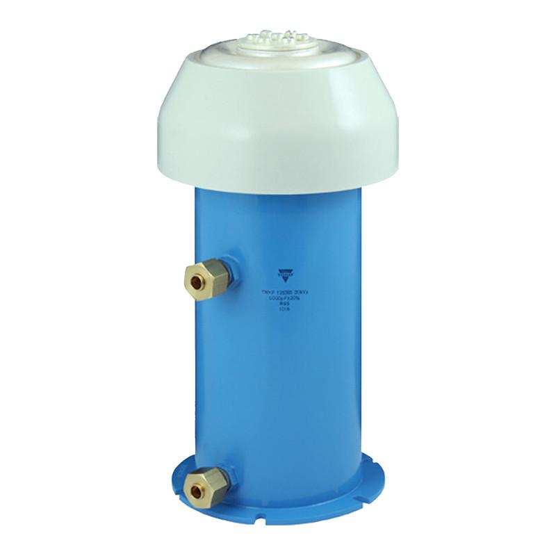 Keraminiai galios kondensatoriai aukšto dažnio sistemoms