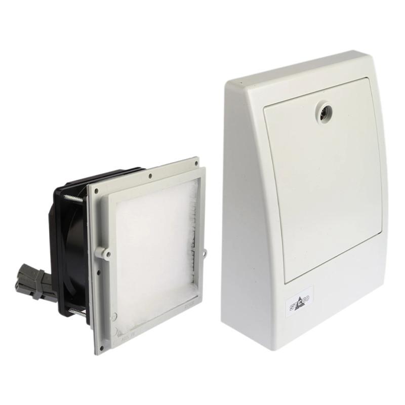 Zewnętrzny wentylator z filtrem (Outdoor) Seria FF 018:20 m³/h