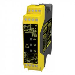 Safety module - AWAX 26XXL