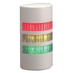 WEP/WE montuojamos prie sienų naujos generacijos signalinės lempos