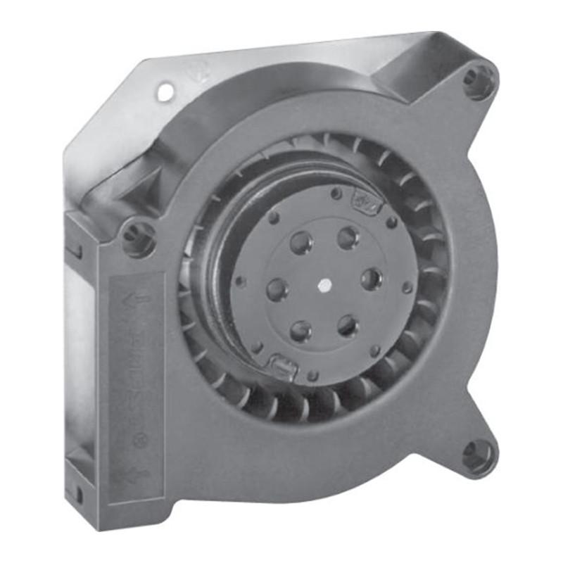 Radial DC ventilators