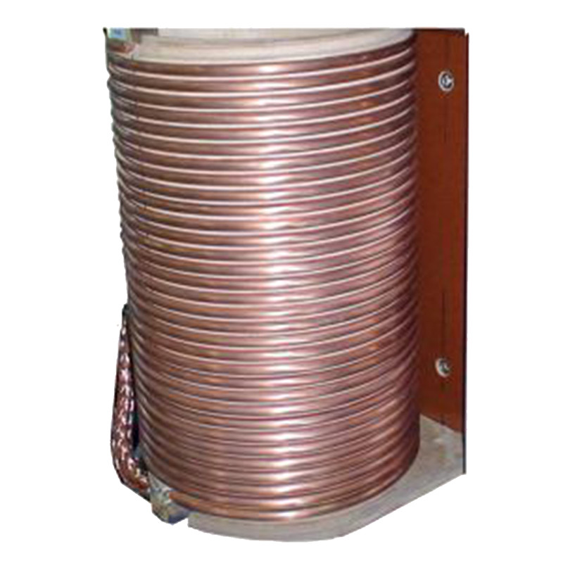 High current air coils