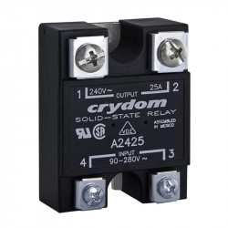 One phase semiconductor AC relays - PS series