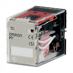 Mini power relays - MY series