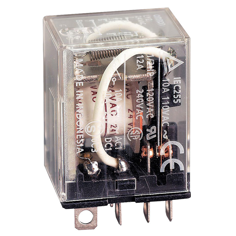 Miniaturowe przekaźniki mocy serii LY...