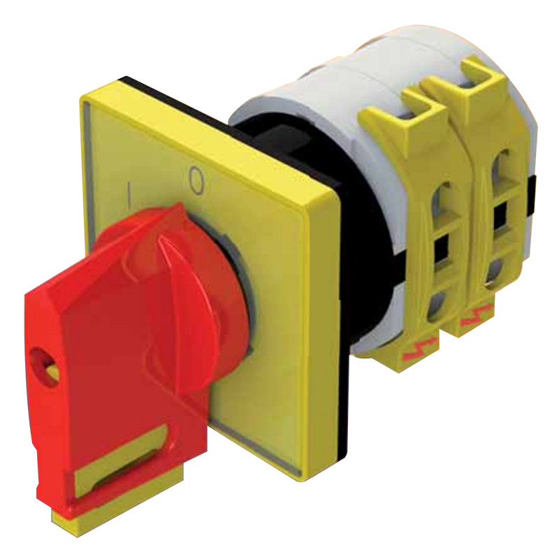 Rotational switches - GN, 4G, GX, GF series