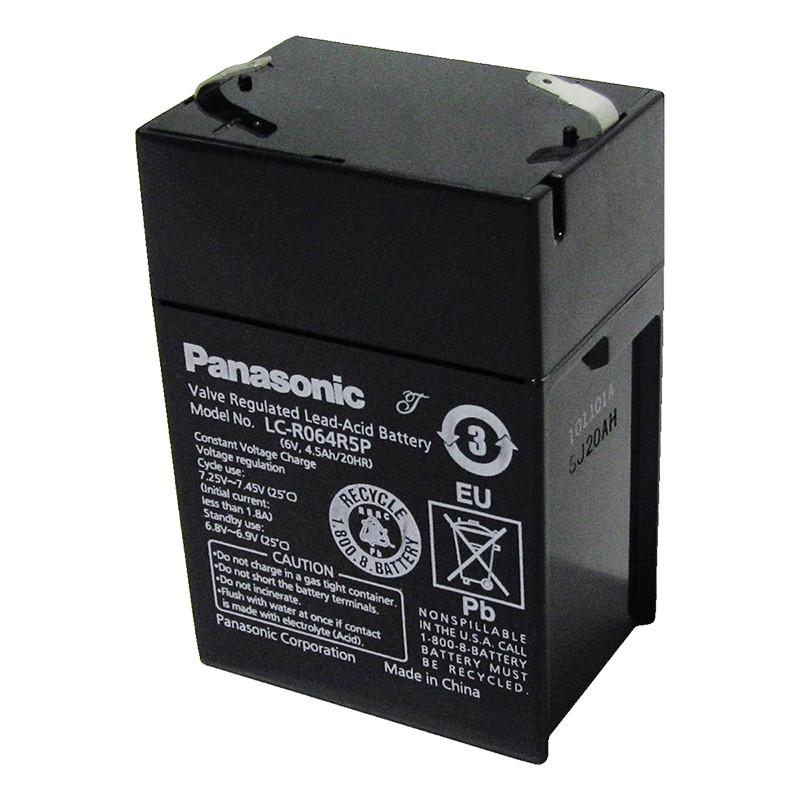 Panasonic accumulators
