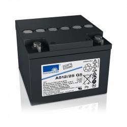 A500 serijos akumuliatoriai (cikliniam ir buforiniam darbui)
