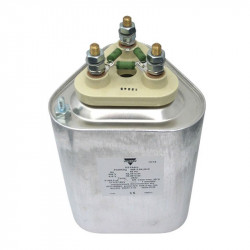 Three phase capacitors for power factor correction - D series