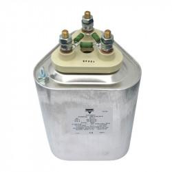 Trijų fazių kondensatoriai reaktyviosios galios kompensavimo D serijos