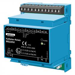 Thermal relay PTC, type MSF 220 V / VU