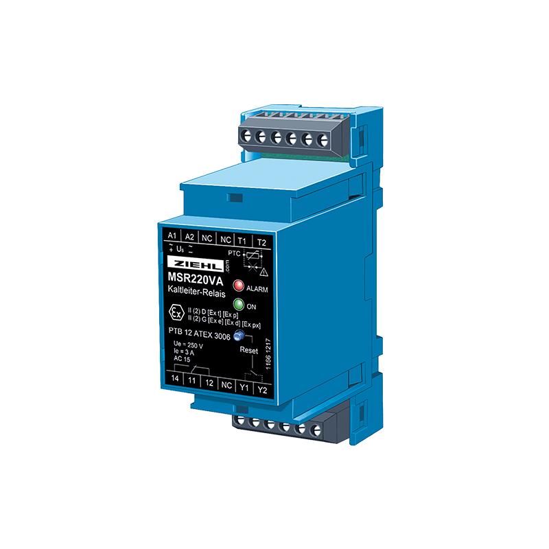 Przekaźnik termiczny PTC typu MS(R)220 KA