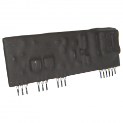 Hybrid drivers for IGBT Modules