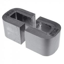 Hitachi šerdys iš Metglas amorfinės medžiagos