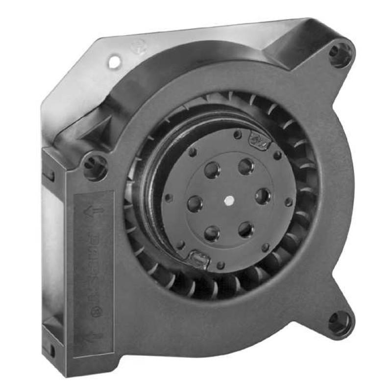 AC radial ventilators