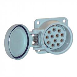 Wodoodporne złącza wielopolowe 3PL 10-16 A