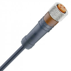 LUMBERG cables sensors and plugs with M8 screw thread