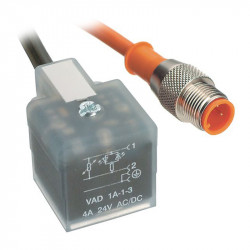 LUMBERG cables with valve plug