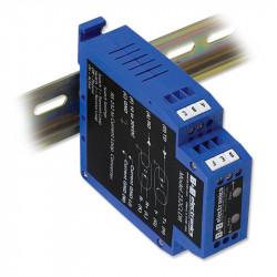 Konwerter RS232- pętla prądowa-optoizolacja-232CLDR