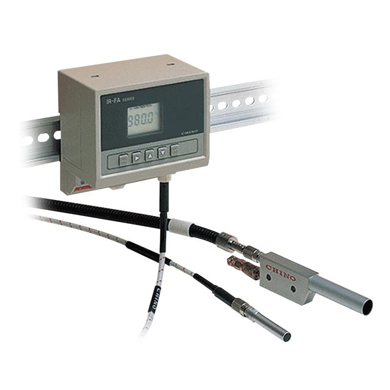 Fiber pyrometers - IR-FA series