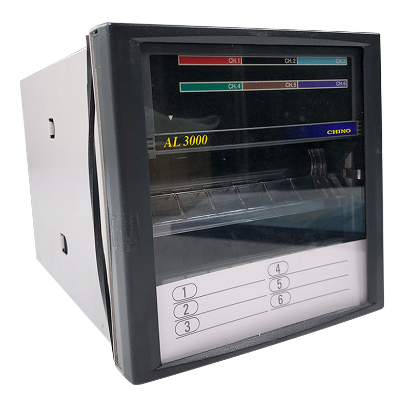 Recorders with tape record and digital indicator - AL3000