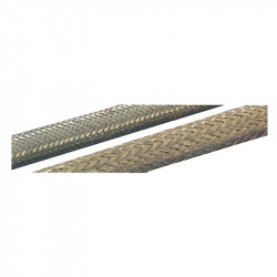 Plecionki cylindryczne z ocynkowanej i nierdzewnej stali
