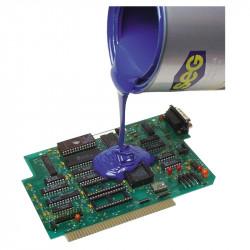 E519C + D69 dviejų komponentų derva su įdėklu, polimerizacija vyksta kambario temperatūroje