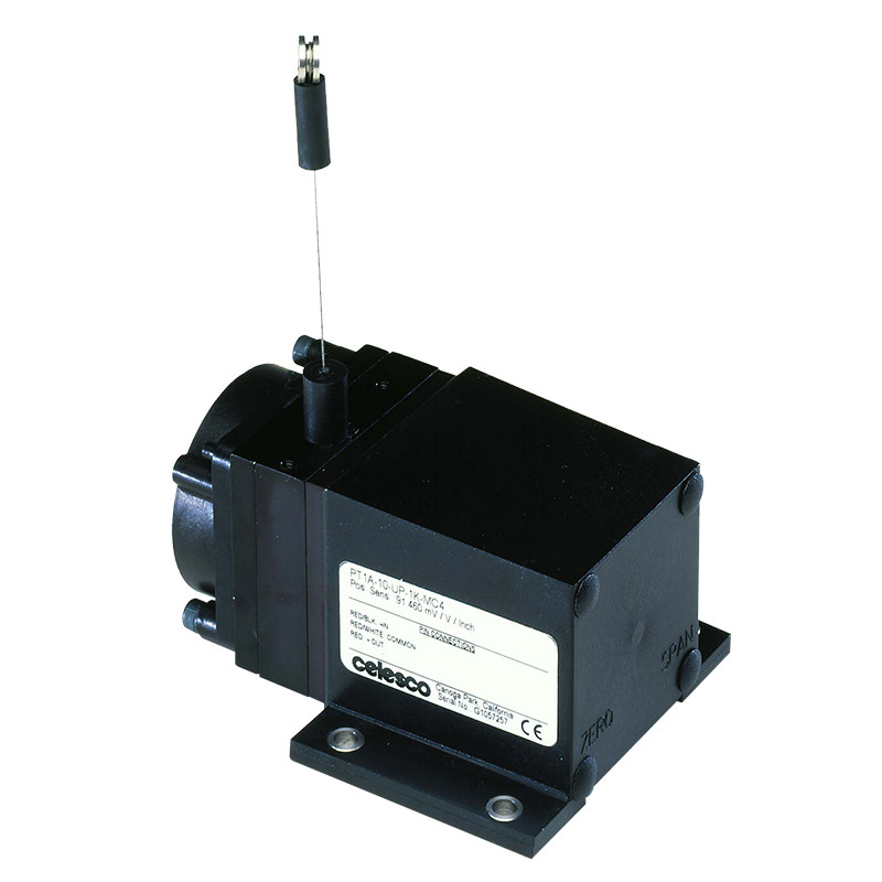 Line distance transducer - way of operation, review of available types