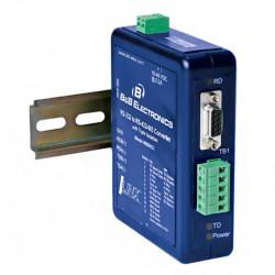 Konwerter RS232-RS422/RS485-wykonanie wzmocnione-szyna