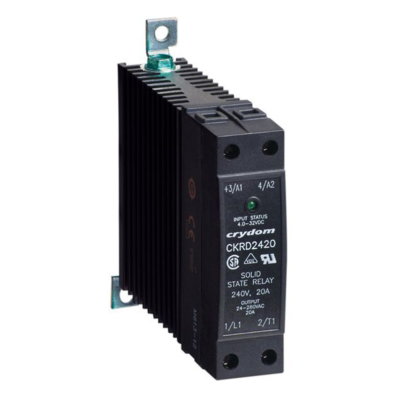 Ckr series single phase solid state relays
