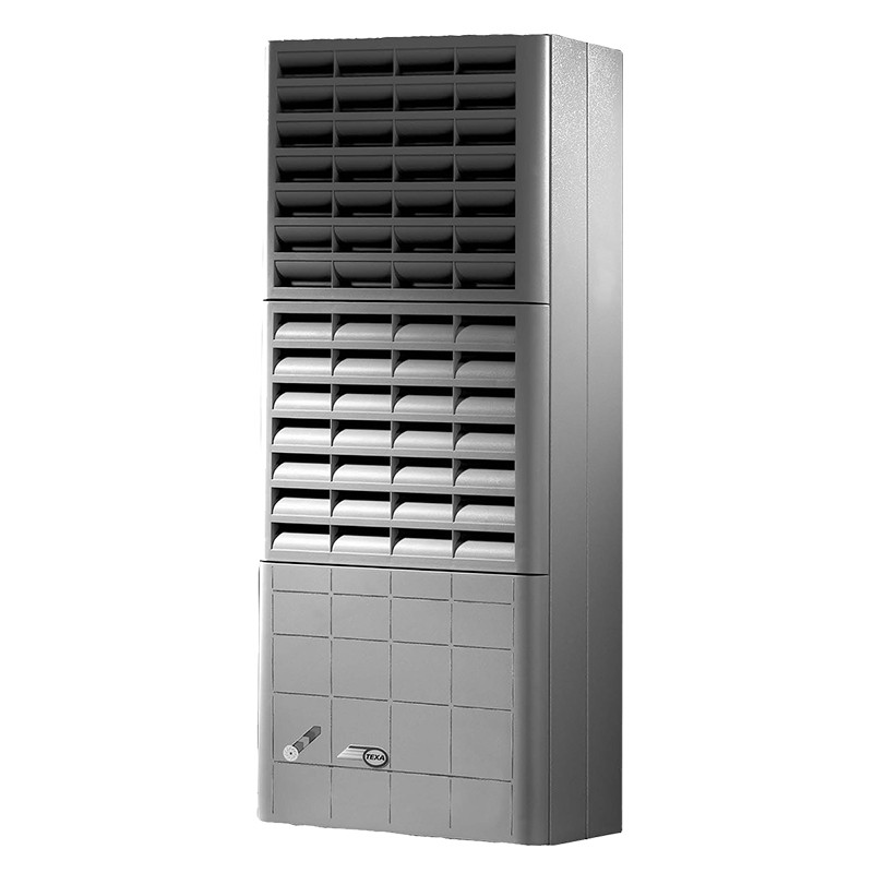 Air conditioners for door or cabinet side assembly - SKY series