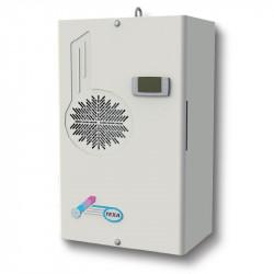Klimatyzatory serii EGO przeznaczone do montażu na drzwiach lub