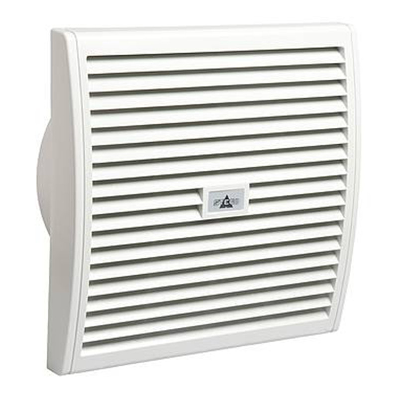 Two pole ventilator with filter - REP 018 300m /h, 500m /h series