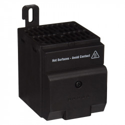 Puslaidininkinis šildytuvas su ventiliatoriumi CS 028 / CSL 028 - 150W, 250W, 400W