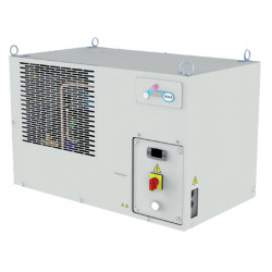 Coolers, chillers for water cooling - 4 TCW series