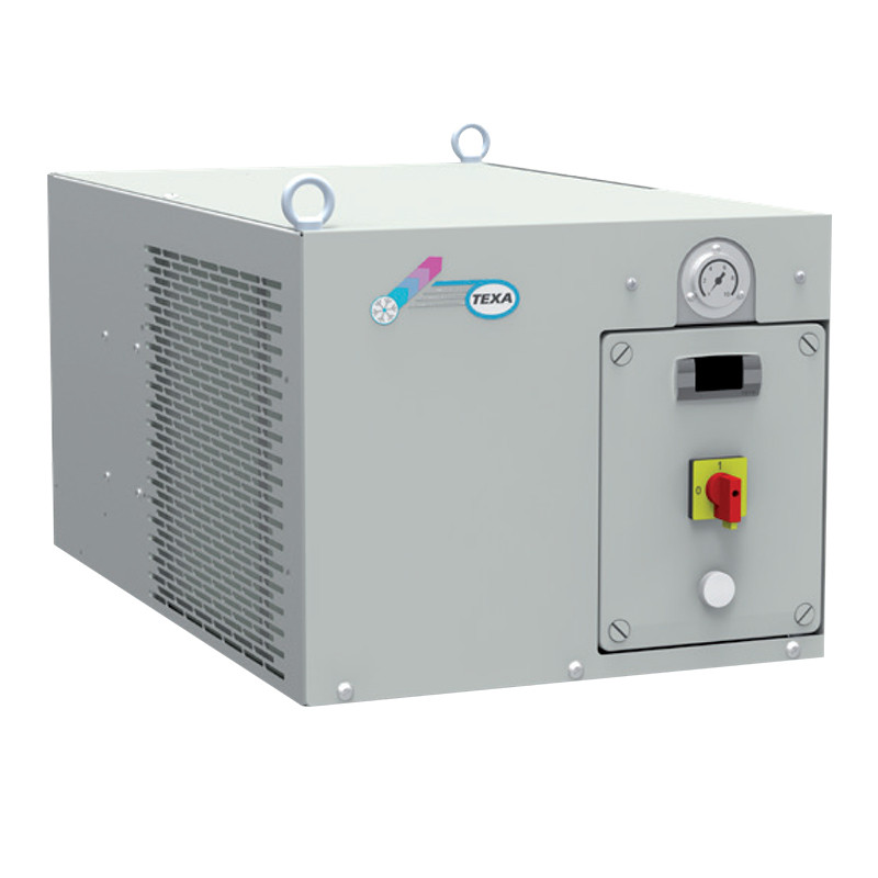 Coolers, chillers for water cooling - 5 TCWD4-G8 Size 5