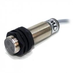 Czujniki optyczne refleksyjne serii TOR, npn-pnp dc 4 przewody