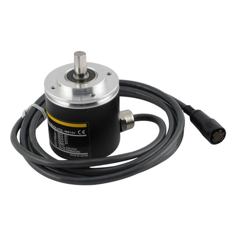 Rotary - impulse transducers, (uses bcd or binary grey code, giving accurate position signal)