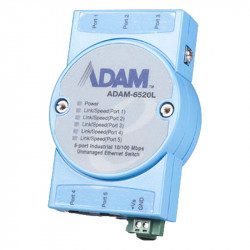 ADAM 6000 series - converters and switches - 6520/6541/6542