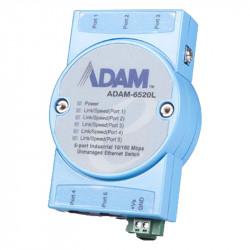 ADAM-6000 serija - keitikliai ir jungikliai - 6520/6541