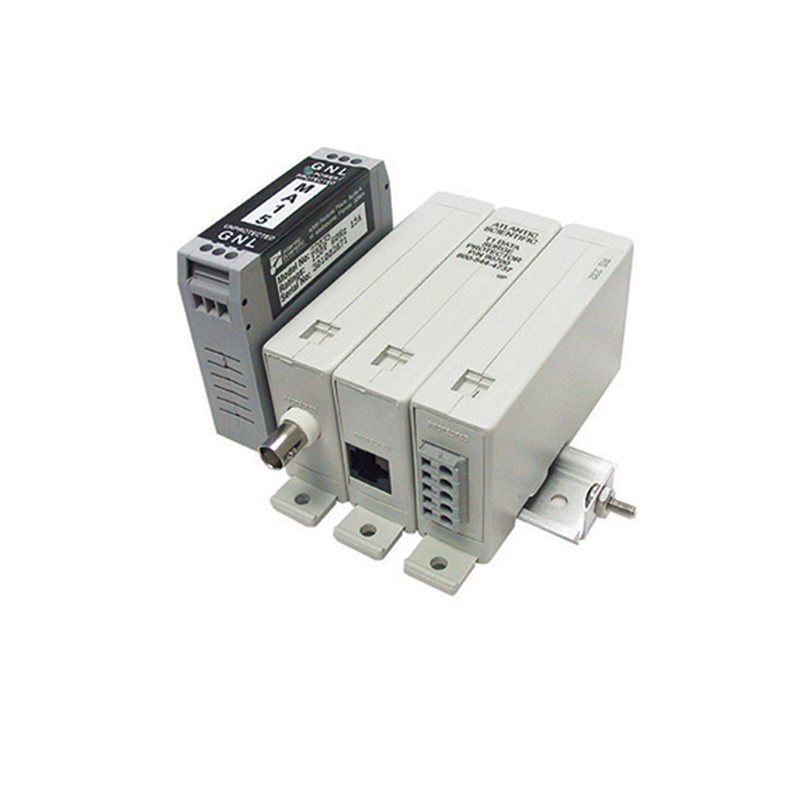 Surge protection for video surveillance systems   CPAC Series