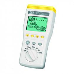 TES-33 - Tester pojemości akumulatorów