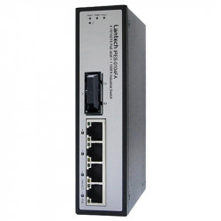 Przemysłowe switche z funkcją PoE IPEC-0101FT/IPES-0005T-4/IPES-0008T-4/IPES-0104FT/IPES-2208C