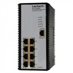 Przemysłowe switche zarządzalne IES-2008A/IES-2206F-II/IES-2208C/IES-2208F/IES-2216C/IES-2307C