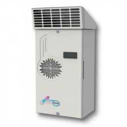 EMO series air conditioners for cooling electric cabinets in 'OUTDOOR' version