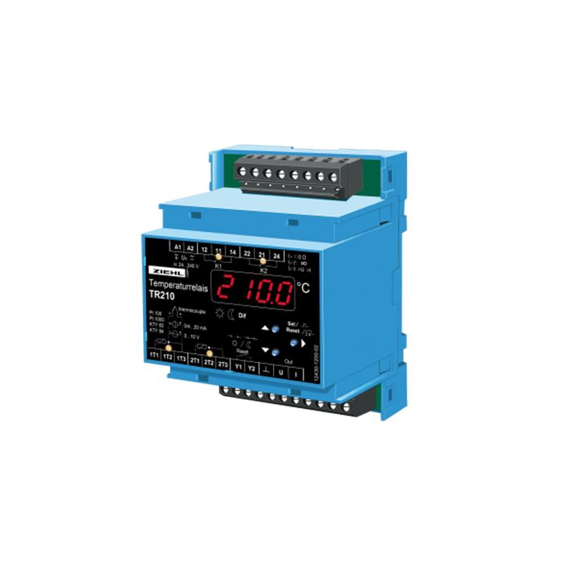 Przekaźnik termiczny TR210