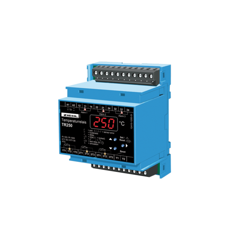 THERMAL RELAY TR250.