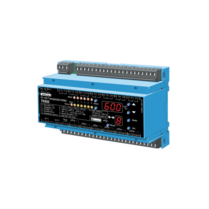 THERMAL RELAY TR600.